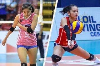 Volleyball: How Alyssa Valdez, Denden Lazaro stay motivated during quarantine