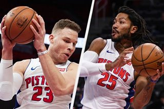 Detroit Pistons GM plans to keep Griffin, Rose