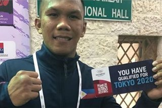 ABAP boss says Marcial has '90% chance' of winning Olympic medal