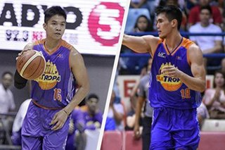 TNT's Pogoy, Rosario forever indebted to college coaches