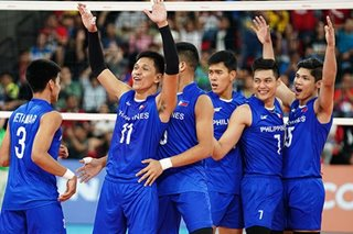 For Mozzy Ravena, SEA Games win over Thailand just the start for men's volleyball