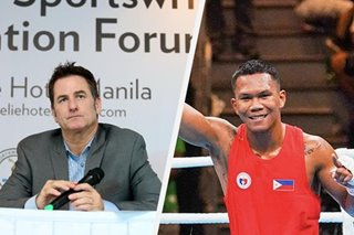 Boxing: Why MP Promotions signed Eumir Marcial