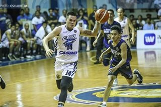 Leap of faith to MPBL made basketball dream happen for Will McAloney Jr.