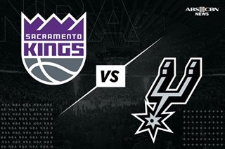 NBA: Spurs pull away for 129-120 win over Kings