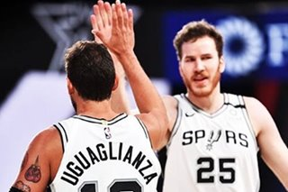 WATCH: Spurs-Kings game highlights, July 31, 2020