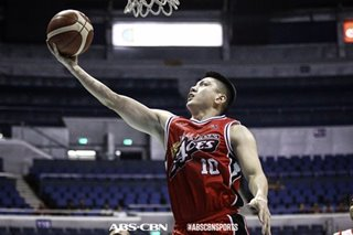 Jeron Teng looks back on 'really special' 104-point outing