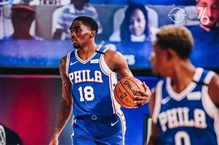 NBA: Milton drills clutch triple, lifts Sixers over Spurs
