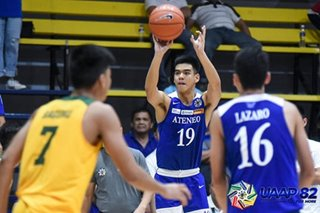 UAAP: Pumaren has high expectations of incoming Adamson rookie Joaquin Jaymalin