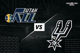 NBA: Spurs cruise to victory over hobbled Jazz