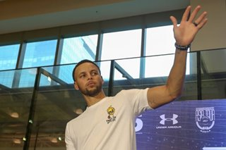 Stephen Curry has 'major FOMO' in life outside the NBA bubble