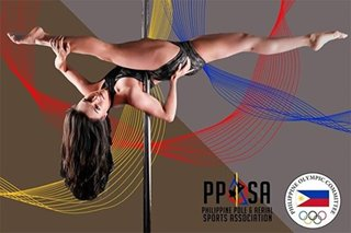 Recognition by PH Olympic body yet another step in pole-dance athletes' quest for respect