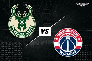 NBA: Bucks overwhelm Wizards despite Antetokounmpo's ejection