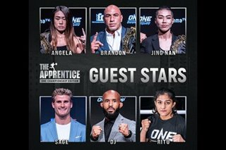 Brandon Vera to appear on 'The Apprentice: ONE Championship Edition'