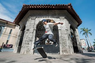 Pinoy skaters get opportunity to build dream skate spots