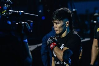 MMA: Team Lakay's Adiwang sets sights on reigning Muay Thai champ