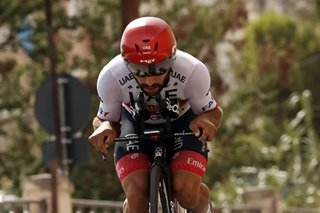 Cycling: Team Emirates rider Gaviria tests positive for COVID-19 a second time