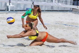 COVID-19 task force approves Superliga beach volleyball 'bubble'