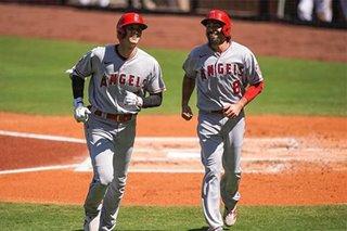 Baseball: Suddenly hot Angels begin final series, face Dodgers