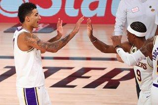 NBA Finals: Lakers' Kuzma fires back at critics after viral petition