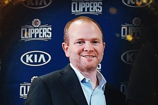 NBA: LA Clippers' Frank wins Executive of the Year