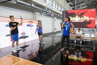 Altamirano anticipates competitive conference for Chooks 3x3