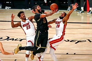 NBA Finals: Davis probable, Dragic doubtful for Game 6