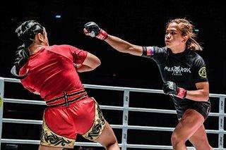 MMA: Zamboanga vows to win atomweight Grand Prix