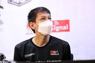 PBA: Racela says Blackwater 'OK,' complying with league guidelines