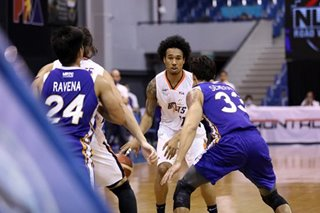 PBA: Meralco's Newsome is Player of the Week, Alaska's Eboña top rookie