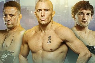 Georges St-Pierre, Renzo Gracie, Ben Askren to appear on The Apprentice: ONE Championship