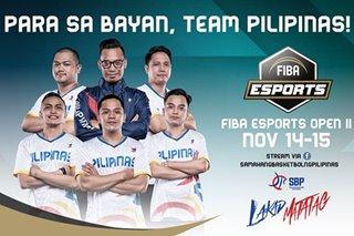 Esports: e-Gilas Pilipinas cedes crown to Australia