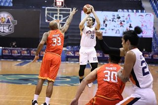 PBA: Meralco wins, as last 8 rankings remain up in the air