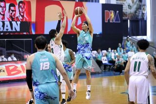 PBA: Injury not stopping hobbling Matthew Wright from showing up for work