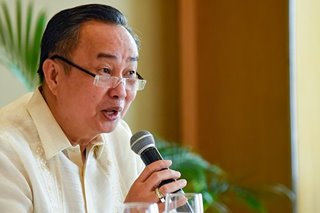 Bambol Tolentino reelected president of the Philippine Olympic Committee