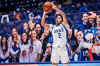 Cabagnot predicts Duke's de Jesus will be first Pinay in WNBA