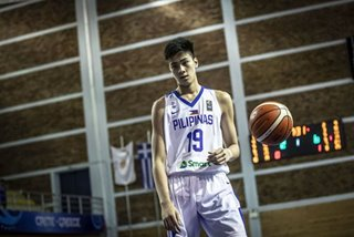 FIBA: Kai Sotto hopeful of playing in next Asia Cup qualifying window