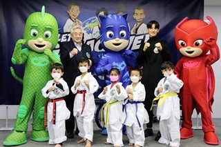 WATCH: PH's Pauline Lopez joins 'PJ Masks' campaign, shares taekwondo moveset