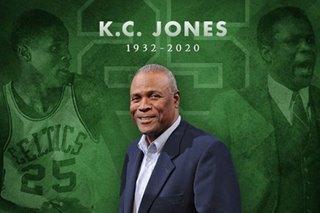 Celtics confirm death of 12-time NBA champion KC Jones