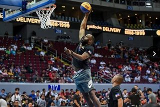 Chooks 3x3 honors Sudan Daniel with 'SUperman Move of the Game'