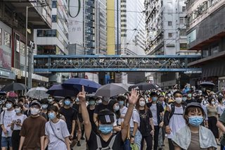 Student arrests in Hong Kong deepen 'white terror' fears