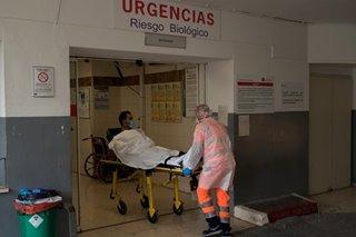 Spain, India crash through coronavirus milestones