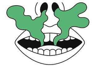 How to avoid dreaded 'mask breath'