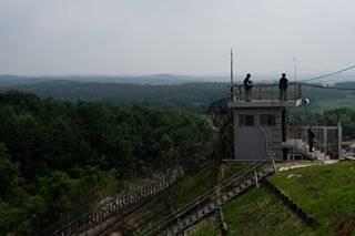 North Korea man crossed armed border in possible defection to South