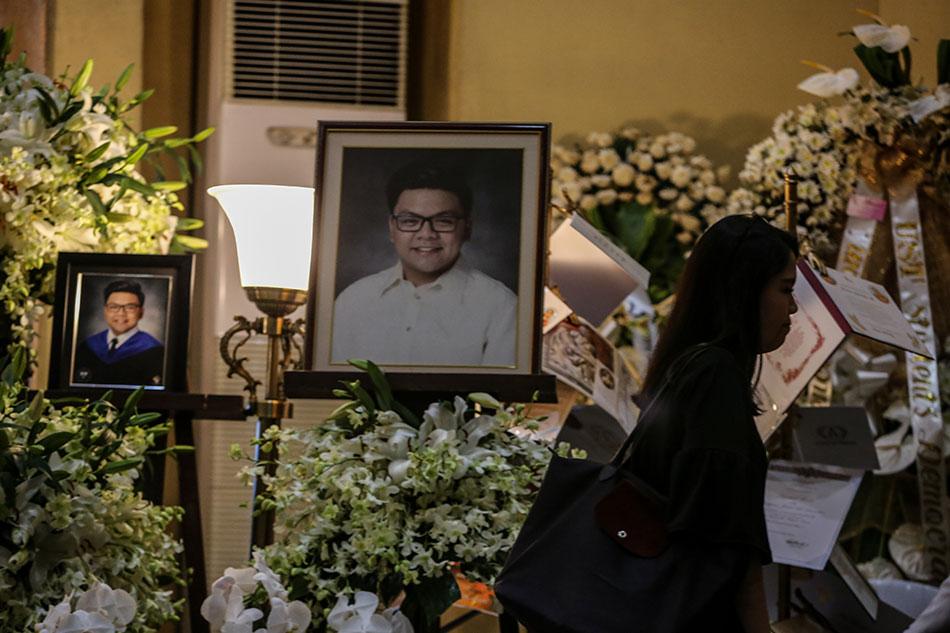 Manila court denies bail plea of 10 accused in Atio Castillo hazing case 1