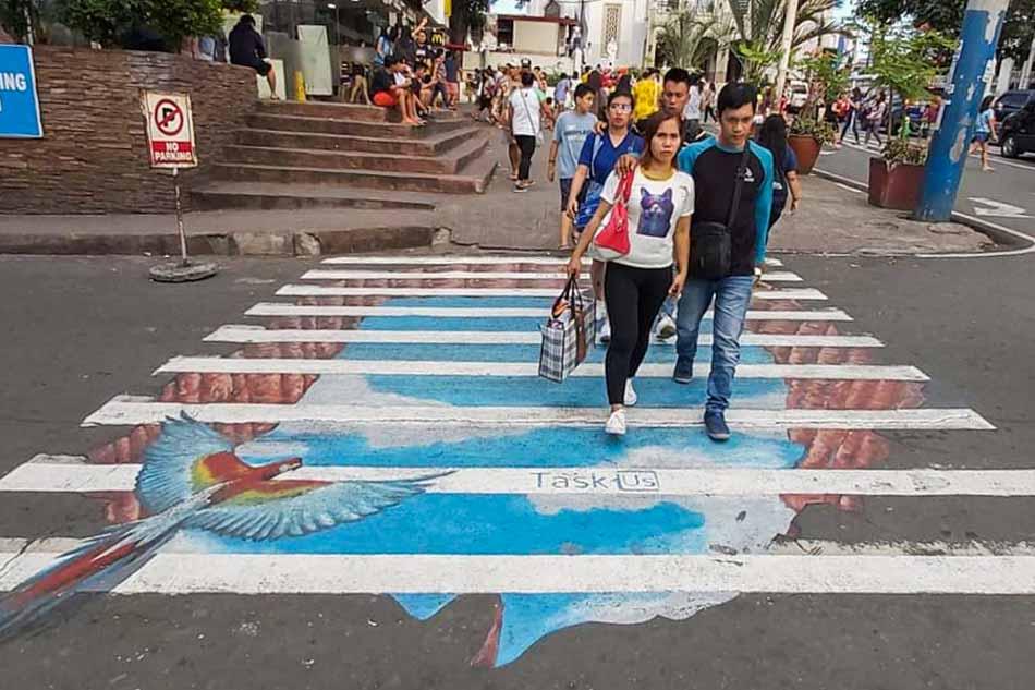 Creative crossing