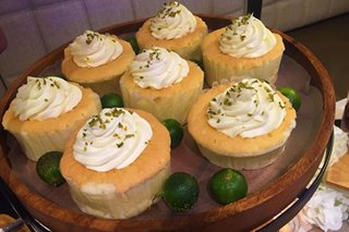 IN PHOTOS: First Kuya J Cafe has calamansi muffins and more