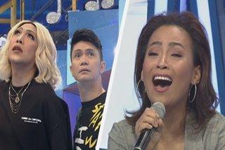 WATCH: Jaya sings as Vice Ganda, Vhong spoof 'I Have A Lover'