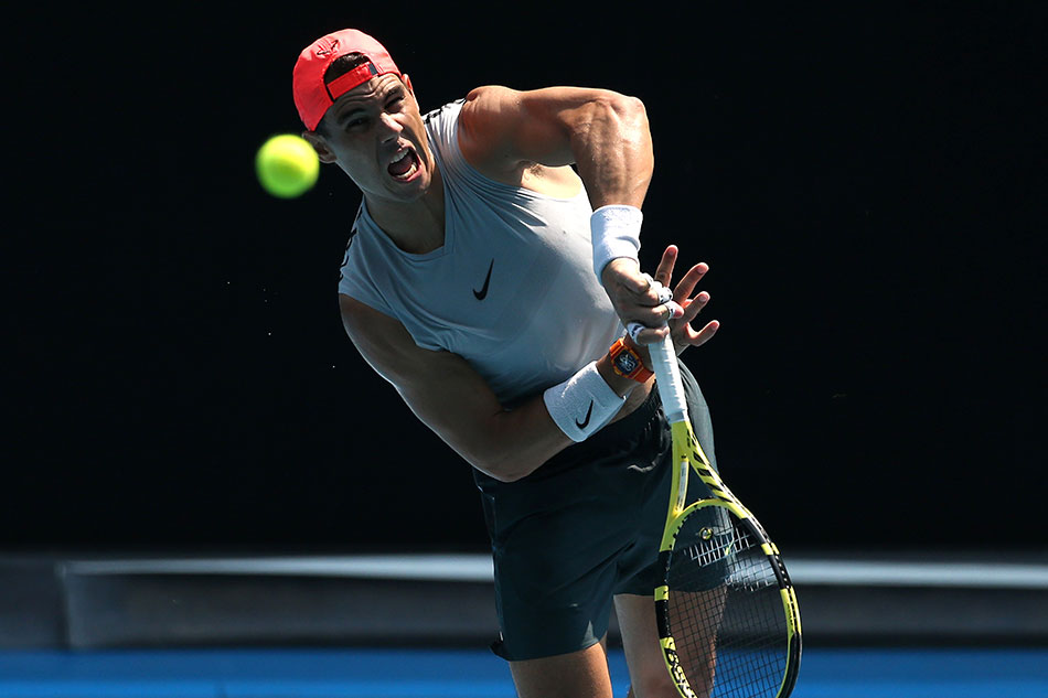 Australian Open: Nadal surprised to still be on top of the game 1