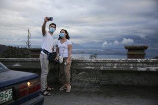 Payo sa magta-Tagaytay: Mag-protective mask, humandang lumikas