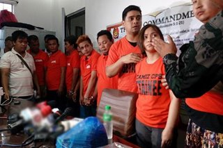 Court denies Parojinog son's bid to junk firearms cases